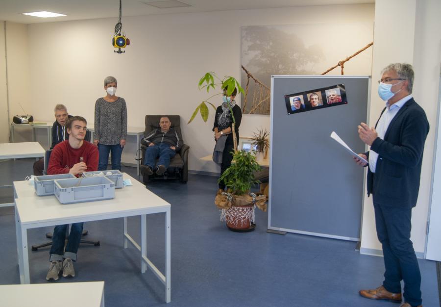 Montage 10 ist eröffnet - Zukunftsweisender Schritt für die Werkstatt