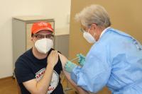 Es ist vollbracht - Zweite Impfungen in allen RMW - Betriebsstätten