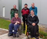 Neuer Werkstattrat in Koblenz stellt sich vor