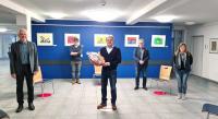 """""""Alter Steuermann"""" der RMW feiert sein 30-jähriges Dienstjubiläum"""